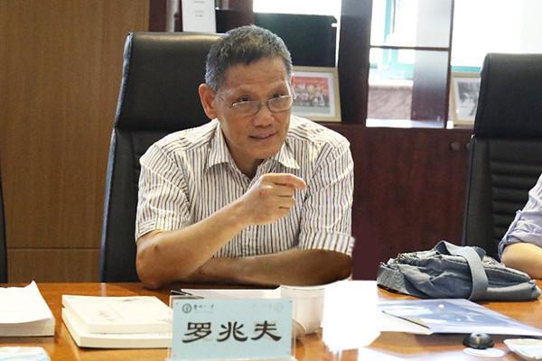 河南省教育厅关工委副秘书长罗兆夫反馈检查结果.jpg